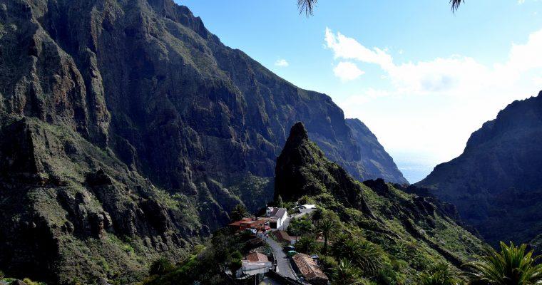 Spanien, Teneriffa: Masca-Schlucht Wanderung