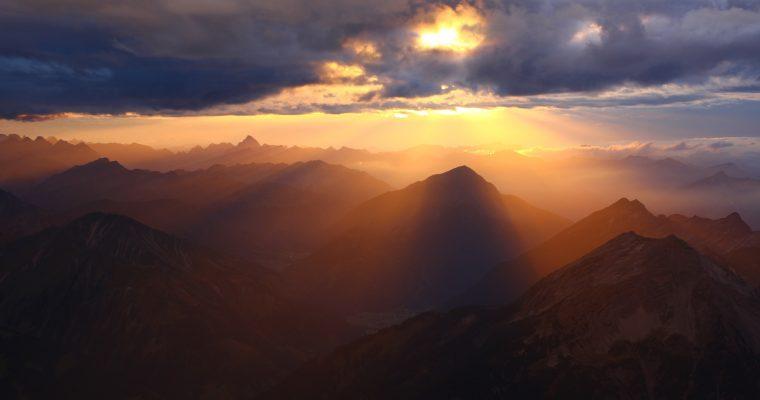 Deutschland: Wanderung zur Zugspitze