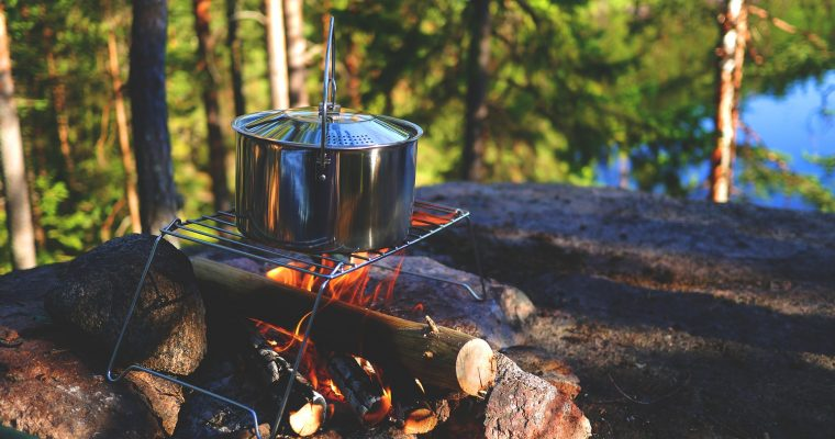 Leckere Ideen für ein Lagerfeuer
