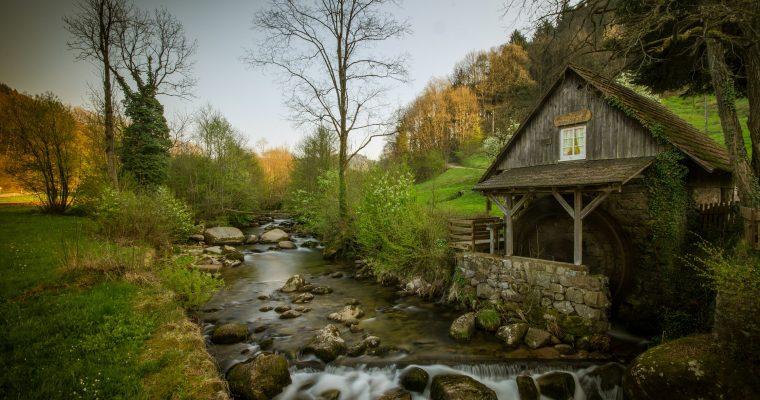 Deutschland: Kaiserstuhlpfad im Schwarzwald
