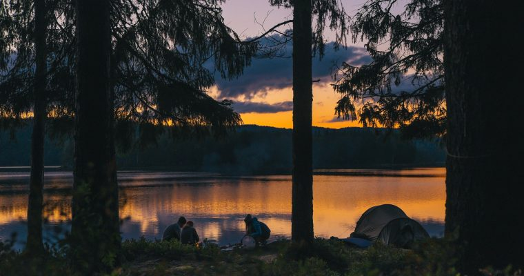 4 coole Camping-Hacks