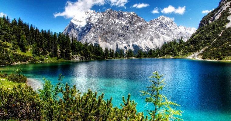 Deutschland: Wanderung zur Coburger Hütte